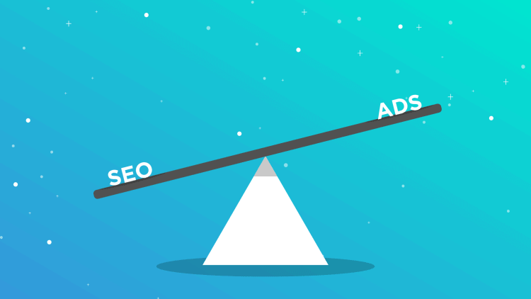 what is morningscore - balancing scale seo vs ppc