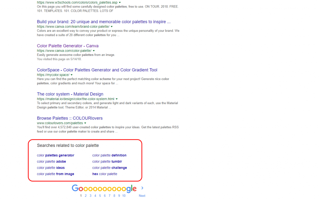 how to find good keywords for seo with google suggest