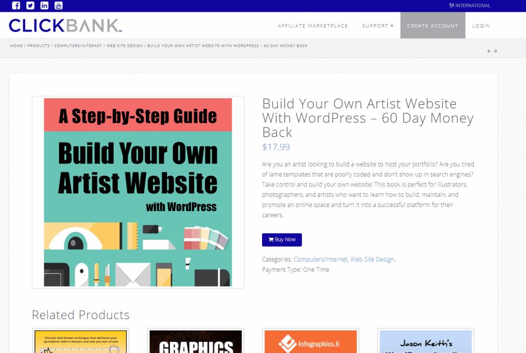 Find søgeord fra nichen med Clickbank