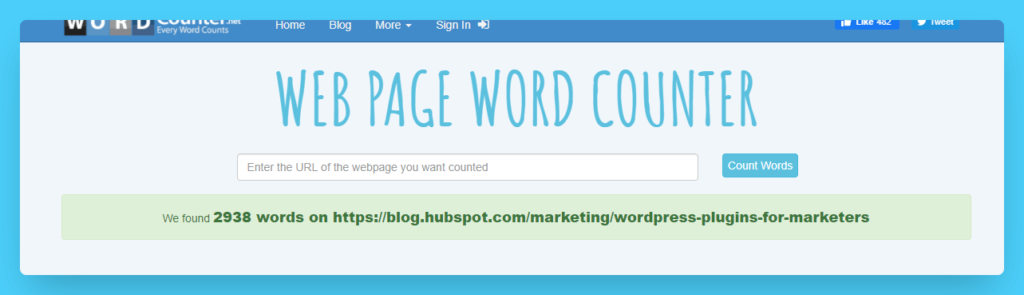 example of good backlinks onpage content
