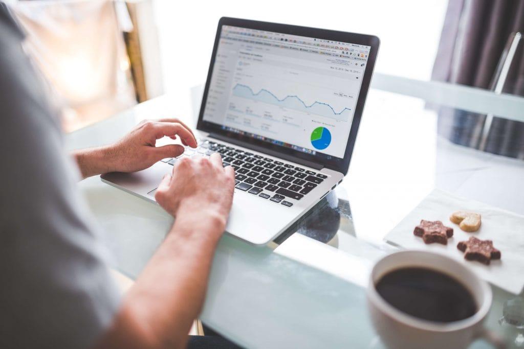 SEO glossary's explanation of analytical data