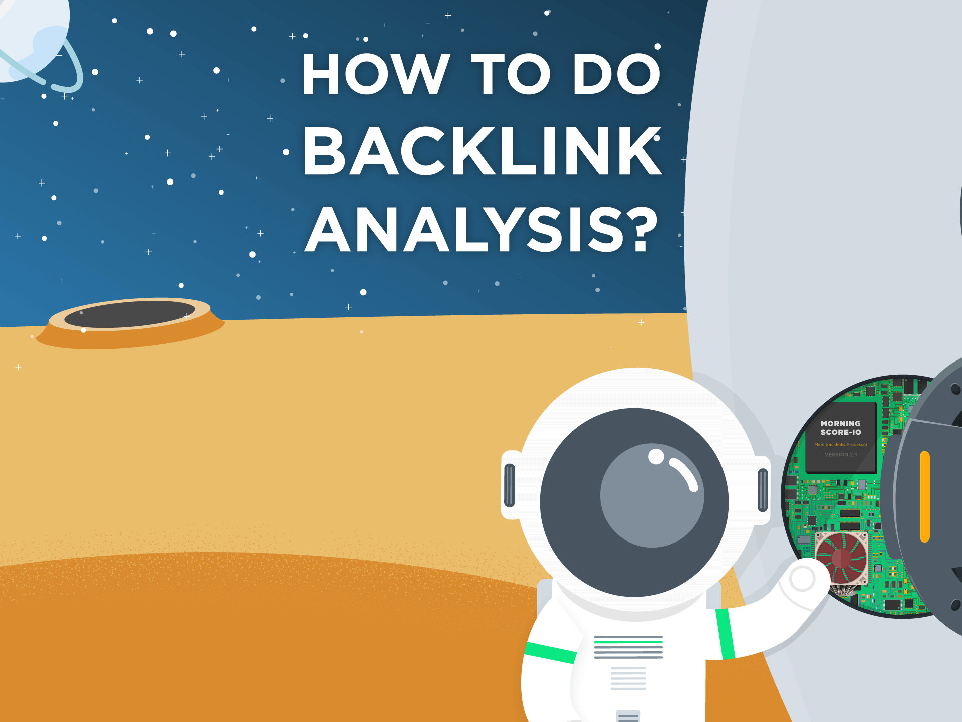 what is backlink analysis and how to do it with examples