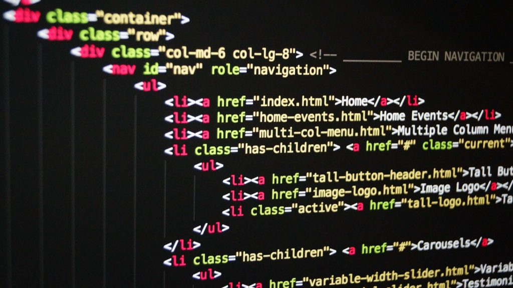 The SEO term HTML source code explained in the search engine optimization glossary