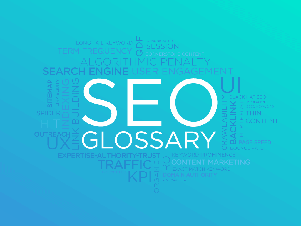 SEO glossary by Morningscore - all search engine optimization terms in the biggest seo dictionary
