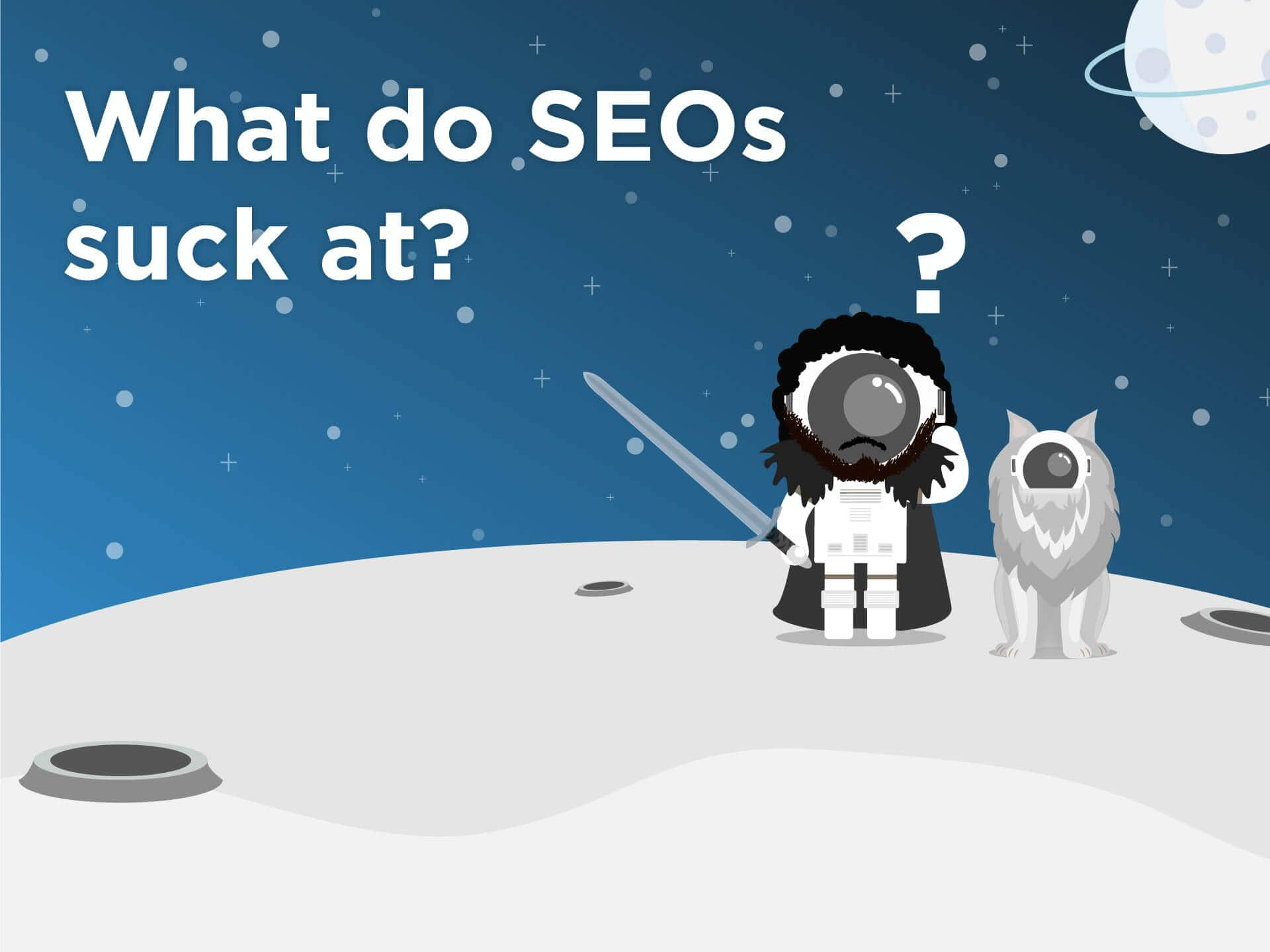 why SEOs don't think like business people yet