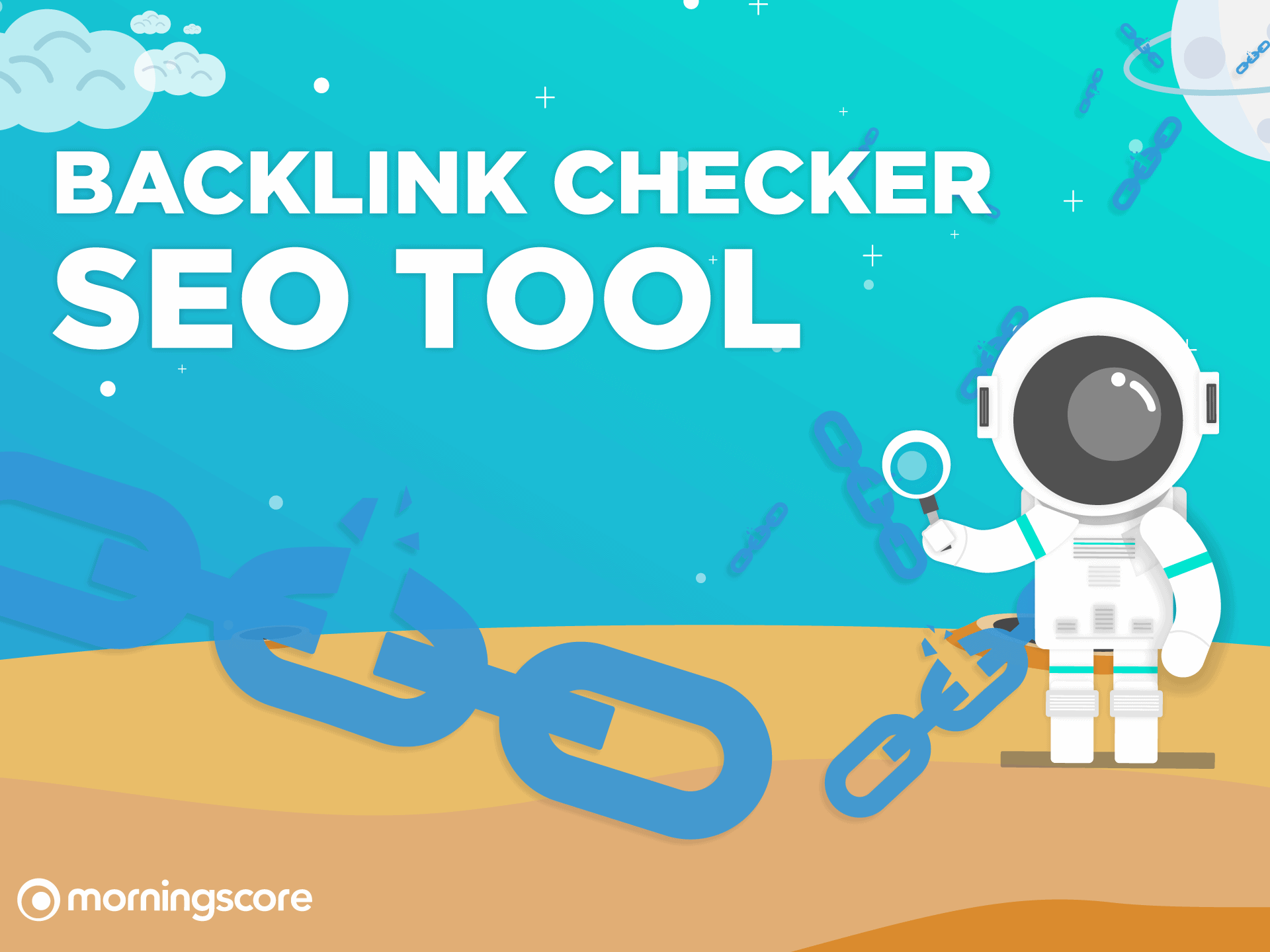 Morningscore All-In-One SEO tool including a Backlink Checker tool