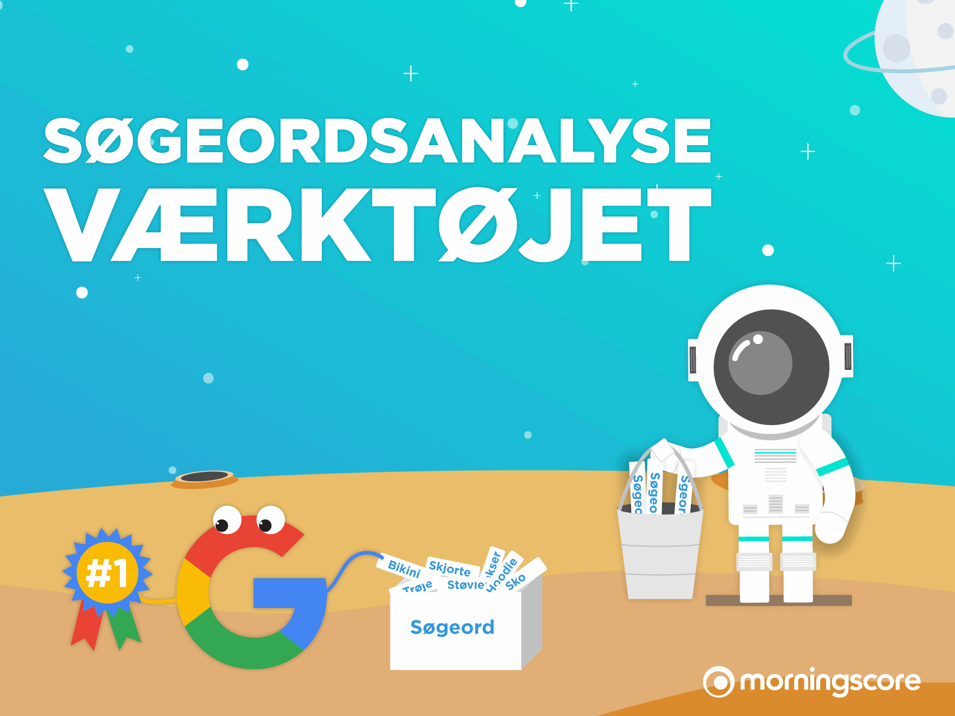 featured image morningscore er en søgeordsanalyse værktøj og keyword research tool