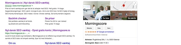 Local citation search engine optimization serp optimization