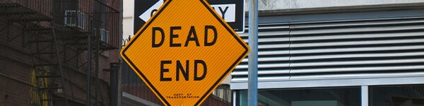 Dead-end page search engine optimization guide