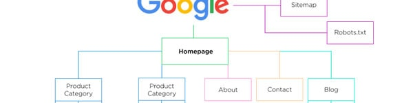 Website structure (Site structure, Website architecture) seo language
