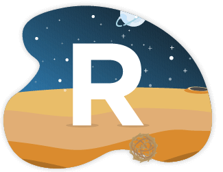 SEO glossary's terms with R