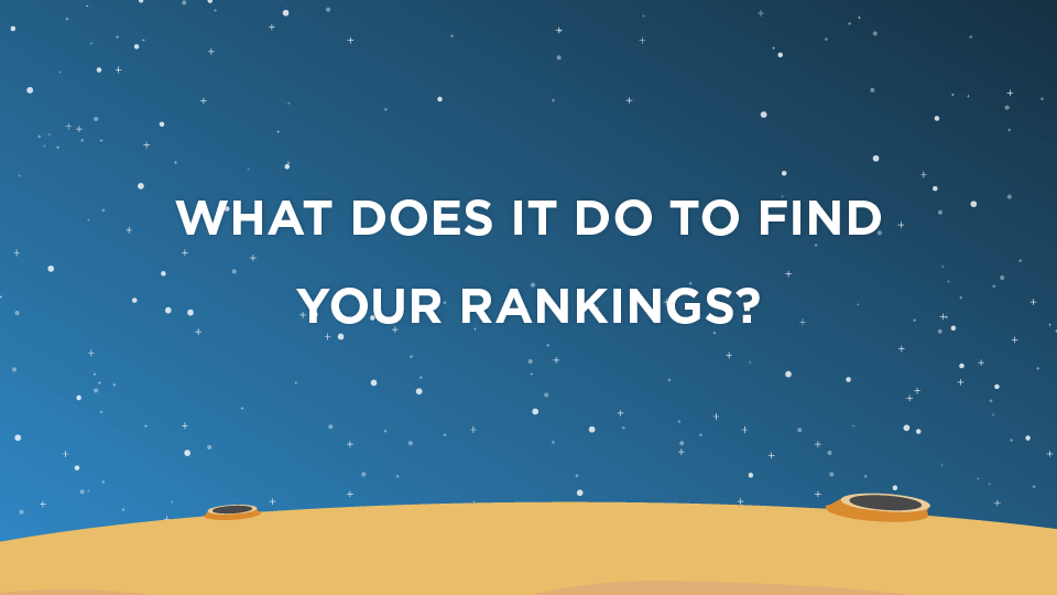 What Does It Do To Find Your Rankings?