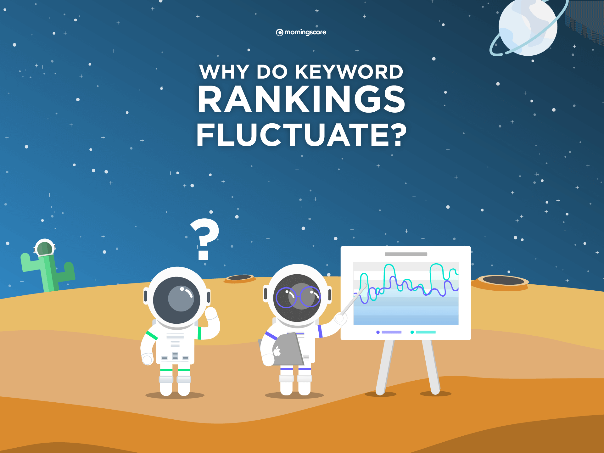 why do keyword rankings fluctuate so much and how to troubleshoot them