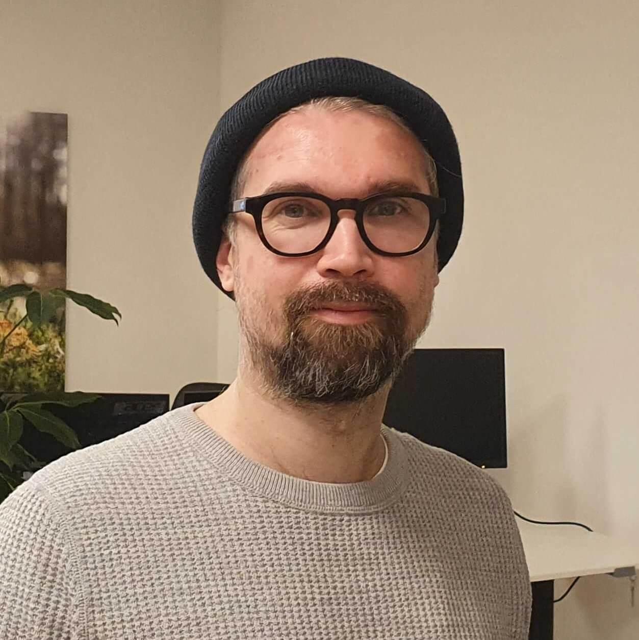 Brian Kaibinger, Customer Success Manager at Morningscore