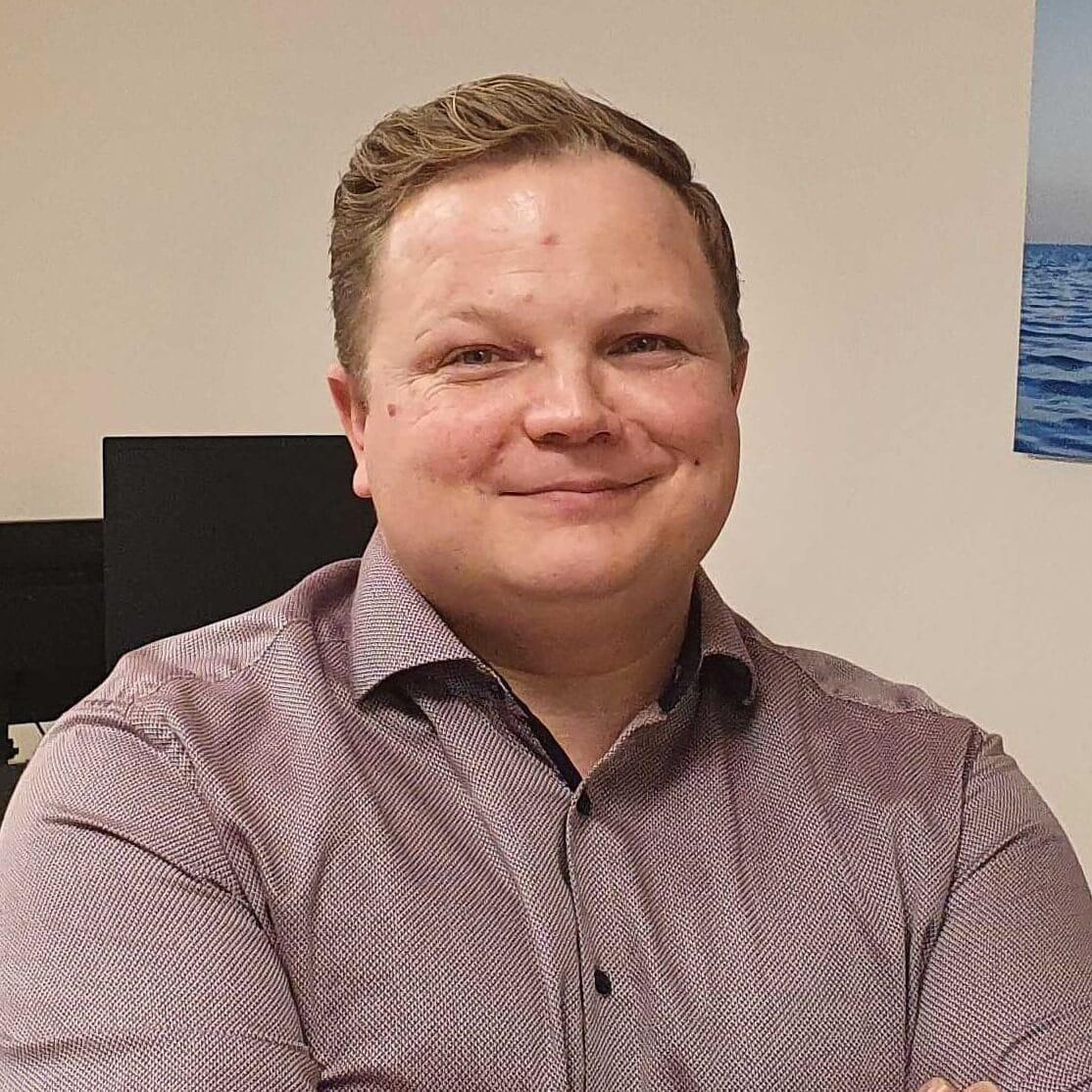Daniel Berg, Sales Development Representative at Morningscore