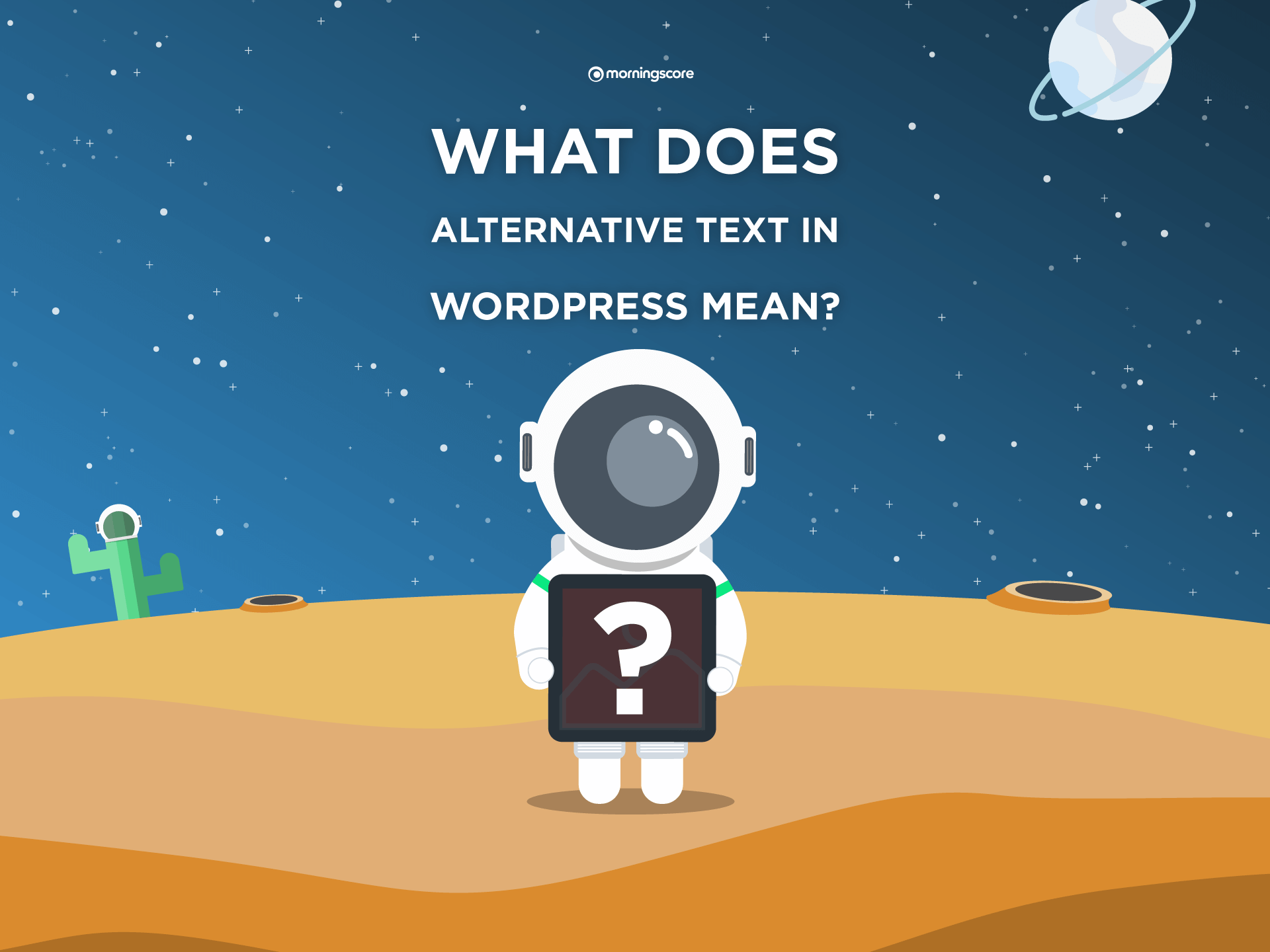 what is alternative text attribute wordpress image tags