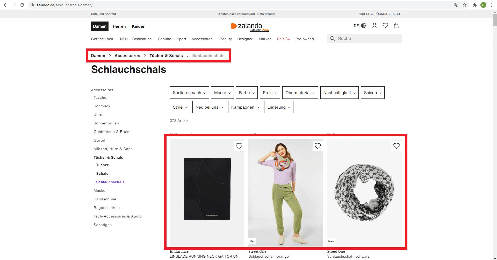 Überarbeite deine Webseiten-Struktur
