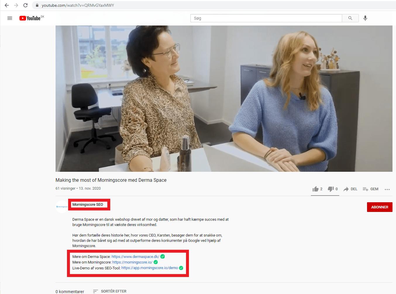 Traffic steigern: platziere dich auf YouTube