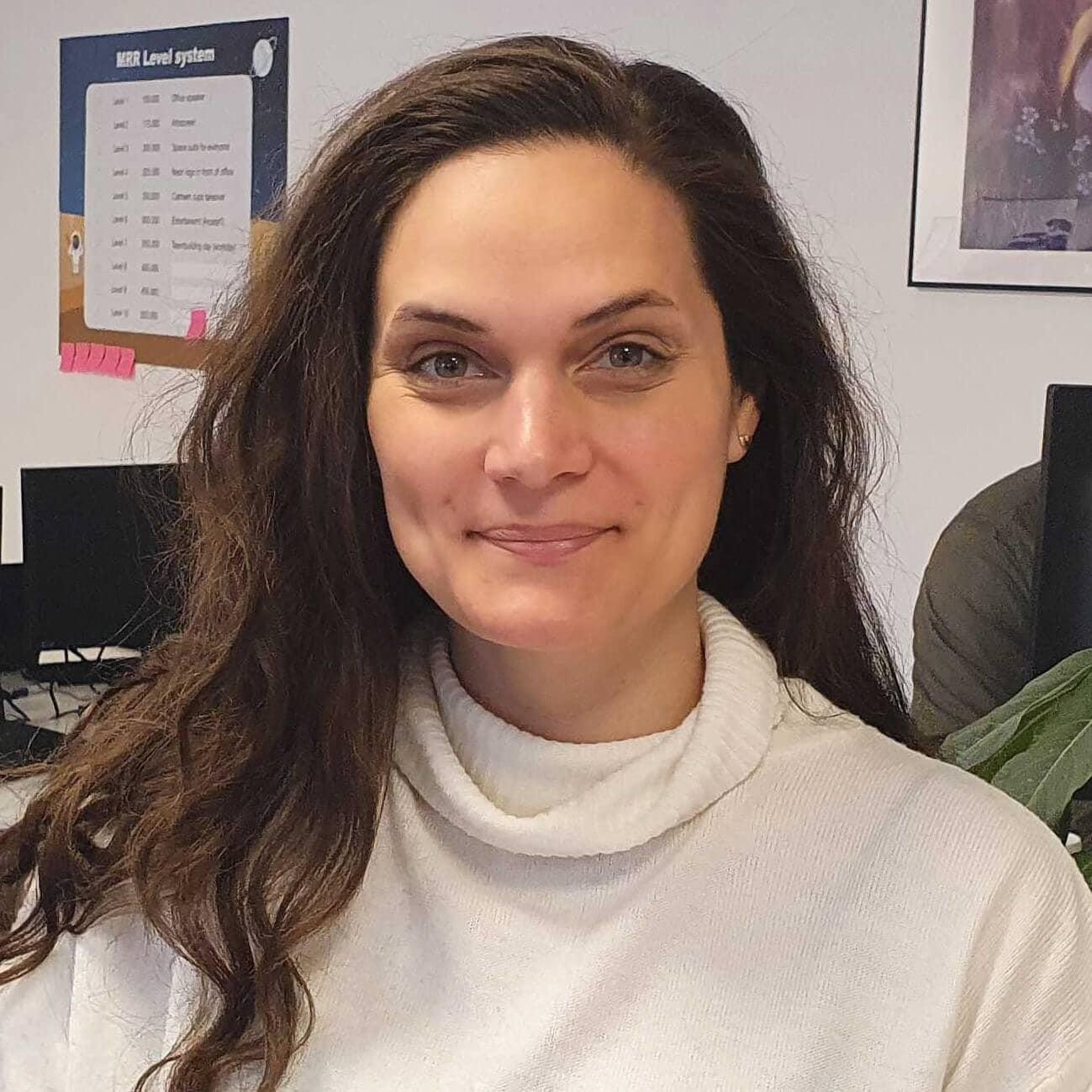 Nevena Koluvija, Sales Development Representative at Morningscore