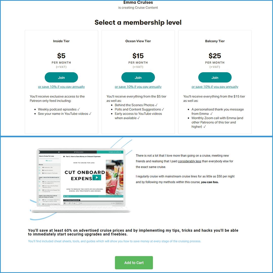 example4 seo friendly blogger monetization
