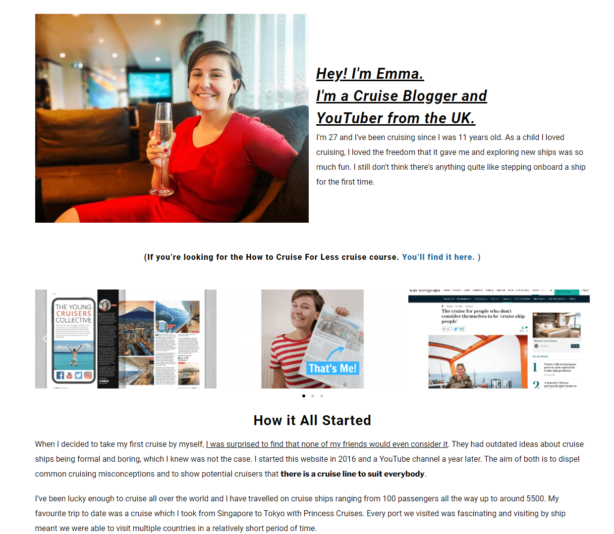 example4 seo friendly blogger about page eat credibility