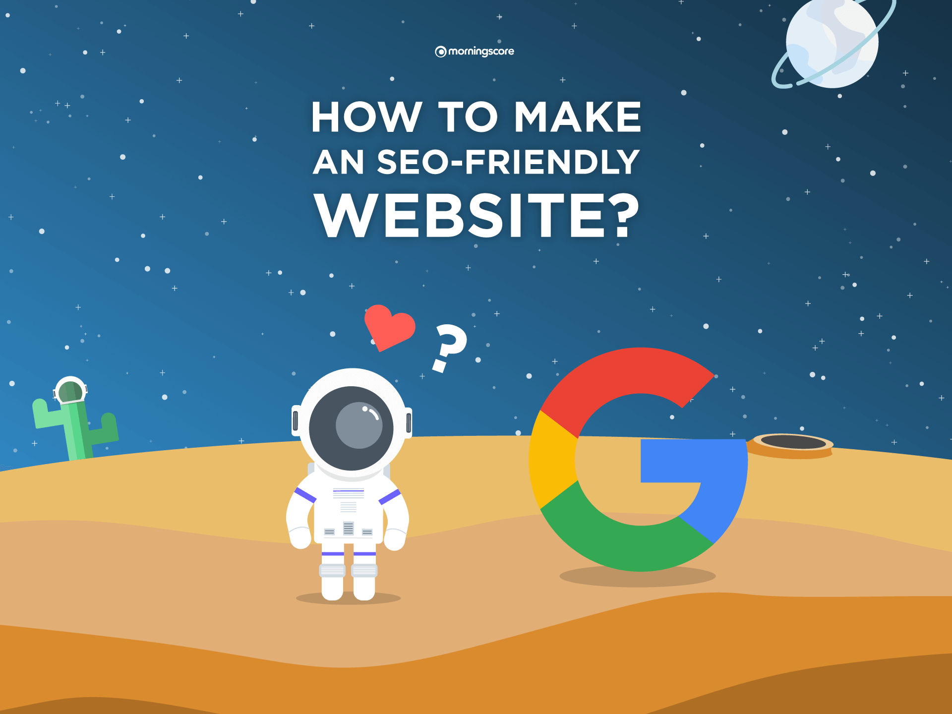how to make website seo friendly steps tips examples